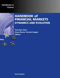 Handbook of Financial Markets: Dynamics and Evolution, handbook of mathematical fluid dynamics 1