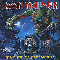 Iron Maiden Iron Maiden. The Final Frontier cd iron maiden a matter of life and death