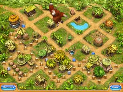 Веселая ферма 3.  Мадагаскар Alawar Entertainment