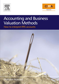 Accounting and Business Valuation Methods, inventory accounting