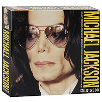 Майкл Джексон Michael Jackson. Collectors Box (3 CD) cd michael jackson thriller 25