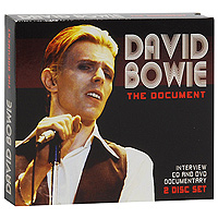 Zakazat.ru David Bowie. The Document (CD + DVD)