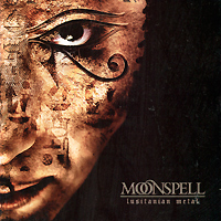 Moonspell Moonspell. Lusitanian Metal the troubled mind