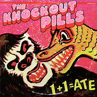 The Knockout Pills The Knockout Pills. 1+1=Ate! носки stance icon white o s