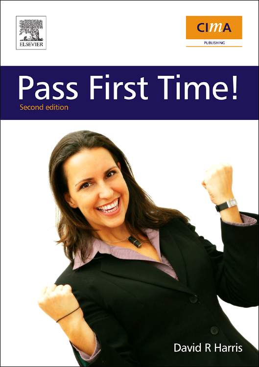 CIMA: Pass First Time!,