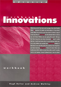 Innovations Advanced Workbook with Key language change and lexical variation in youth language