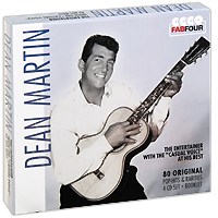 Дин Мартин Dean Martin The Entertainer With The Casual Voice At His Best 4 CD