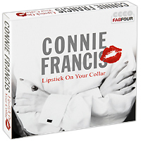 Конни Фрэнсис Connie Francis. Lipstick On Your Collar (4 CD) cuplé легкое пальто