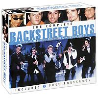 Backstreet Boys Backstreet Boys. The Complete (3 CD)