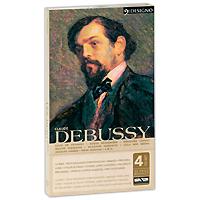 Orchestre Du Radio Luxembourg,Луи Де Фромент,Вальтер Гизекинг,Владимир Горовитц Debussy. Claude Debussy (4 CD) шина пильная echo 20 3 8 1 5 72 звена s50r73 72aa et