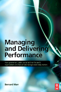 Managing and Delivering Performance, managing budgets