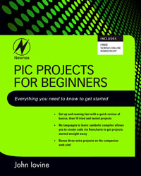 PIC Projects for Non-Programmers, steval ifr002v1 programmers development systems mr li