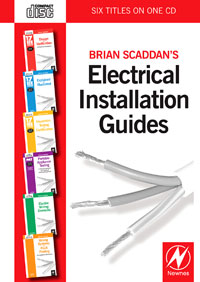 Brian Scaddan's Electrical Installation Guides CD,