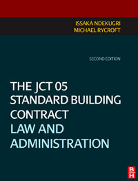 The JCT 05 Standard Building Contract , thesocial contract