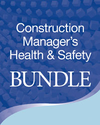 Construction Manager's Health & Safety Bundle, ship construction