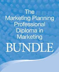 CIM Marketing Planning Bundle, marketing