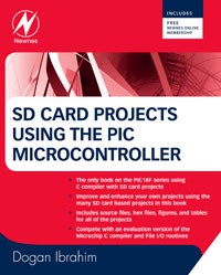 projects SD Card Projects Using the PIC Microcontroller,