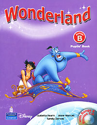 Wonderland: Junior B: Pupils' Book (+ CD) рамка werkel favorit на 3 поста фисташковый wl01 frame 03