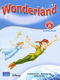 Wonderland: Junior A: Activity Book книги эксмо вольфганг амадей моцарт иллюстрированная биография