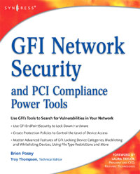 GFI Network Security and PCI Compliance Power Tools, netcat power tools