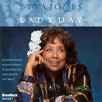 Хьюстон Персон,Этта Джонс,Ричард Вьяндс,Джон Веббер Etta Jones. Etta Jones Sings Lady Day этта джеймс etta james losers weepers