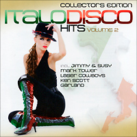 Italo Disco Hits.  Volume 2.  Collectors Edition
