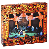 Hawkwind Hawkwind. Spirit Of The Age. An Anthology 1976-1984 (3 CD) rainbow anthology 1975 1984 cd