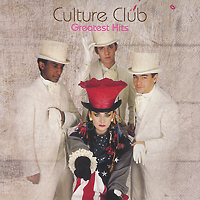 Culture Club Culture Club. Greatest Hits (CD + DVD) kiss me once cd