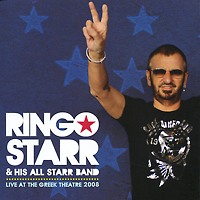 Ринго Старр Ringo Starr & His All Starr Band. Live At The Greek Theatre 2008 ringo starr prague