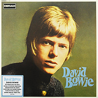 Дэвид Боуи David Bowie. David Bowie (2 LP) new original my tqm616020