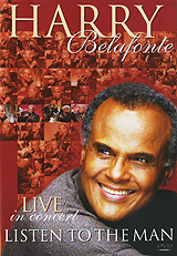Harry Belafonte: Live In Concert гарри белафонте мириам макеба harry belafonte miriam makeba an evening with belafonte makeba