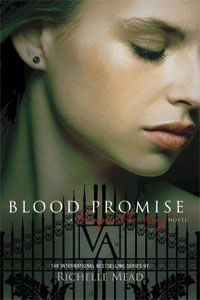 Blood Promise (Vampire Academy, Book 4) мягкая игрушка promise a nw113501 bobo 35cm