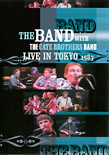 The Band With The Cate Brothers Band: Live In Tokyo 1983 моторезина michelin scorcher 31 100 90 b19 57h tl tt передняя