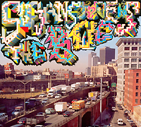 Сафиан Стевенс Sufjan Stevens. The BQE. The Original Motion Pucture Soundtrack (CD + DVD)