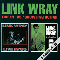 Линк Рэй Link Wray. Live In '85 / Growling Guitar acoustic guitar neck fingerboard fretboard for guitar parts replacement rosewood zebrawood veneer