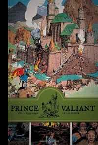 Prince Valiant: 1939-1940 (Vol. 2) (Prince Valiant (Fantagraphics)) морган райс knight heir prince