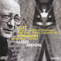 Фото - Альфред Брендель,The London Philharmonic Orchestra Alfred Brendel. Liszt / Schumann (2 CD) cafe london 2 cd