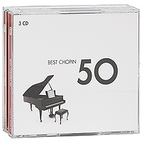 50 Best Chopin (3 CD)