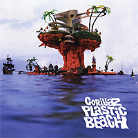 Gorillaz Gorillaz. Plastic Beach (2 LP) gorillaz gorillaz plastic beach 2 lp