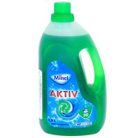 "Жидкое средство для стирки Minel ""Aktiv"", 1,5 л"