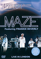 Maze Featuring Frankie Beverly: Live In London swatman c before you go