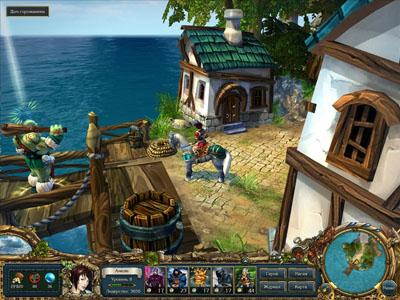 King's Bounty: Перекрестки миров Katauri Interactive