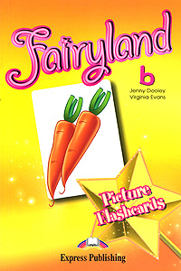 Jenny Dooley, Virginia Evans Fairyland 2: Picture Flashcards dooley j evans v fairyland 2 activity book рабочая тетрадь