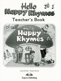 Jenny Dooley, Virginia Evans Hallo Happy Rhymes: Teacher's Book reese t moore f skills first the castle by the lake level 2 teacher s book