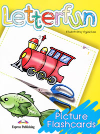 Elizabeth Gray, Virginia Evans Letterfun: Picture Flashcards welcome 3 picture flashcards