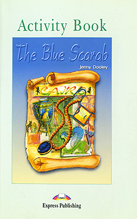 Jenny Dooley The Blue Scarab: Activity Book mastering arabic 1 activity book