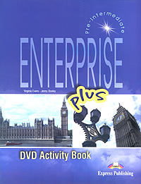 Virginia Evans, Jenny Dooley Enterprise Plus: Pre-Intermediate: DVD Activity Book видеодиски нд плэй экстрасенсы dvd video dvd box
