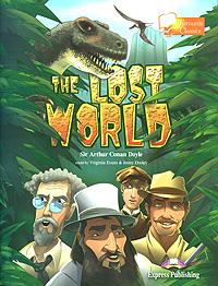 Артур Конан Дойл The Lost World ISBN: 978-1-84679-911-2 jenny dooley virginia evans hello happy rhymes nursery rhymes and songs