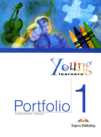 Suzanne Antonaros, Lilika Couri Young Learners': Portfolio 1 longman young children s picture dictionary activity resource book