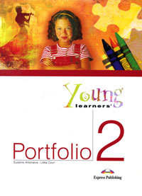 Suzanne Antonaros, Lilika Couri Young Learners': Portfolio 2 longman young children s picture dictionary activity resource book